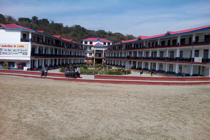 Lotus International Convent School-Campus-View