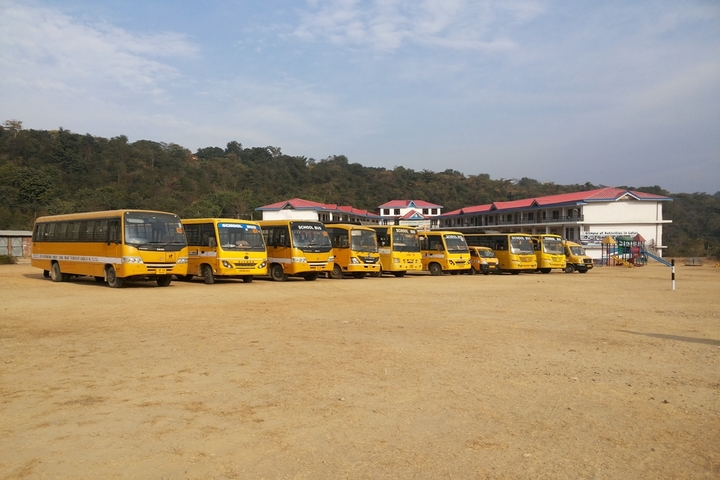 Lotus International Convent School-Transports
