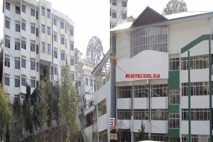 M R A D A V Publilc School-Campus Over View