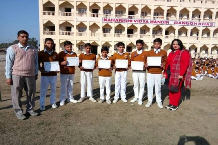 Maharishi Vidya Mandir-Achievements