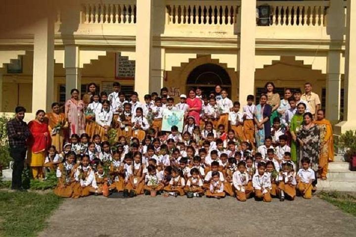 Maharishi Vidya Mandir Public School-Tour