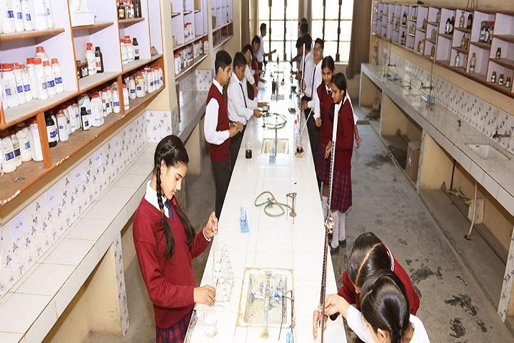Mahavir Public School-Lab