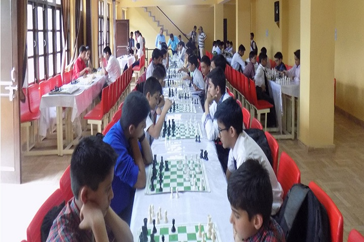 Mahavir Public School-Sports