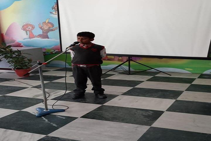Maxx International School-Singing