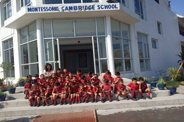 Montessorie Cambridge School-Campus-View