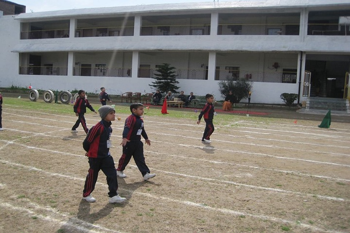 Montessorie Cambridge School-Sports