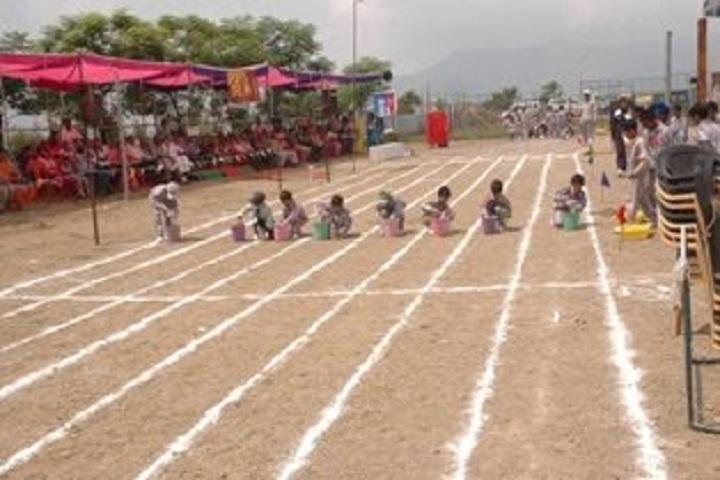Mount Litera Zee School-Sports View