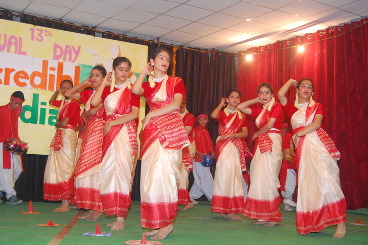 Mount Shivalik Public School-Annual Day