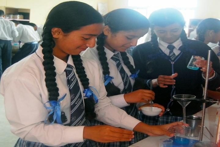 Mount Shivalik Public School-Chemistry-Lab