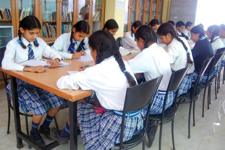 Mount Shivalik Public School-Library