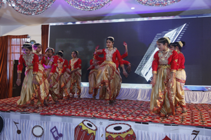 Neugal Public Senior Secondary School-Annual Day