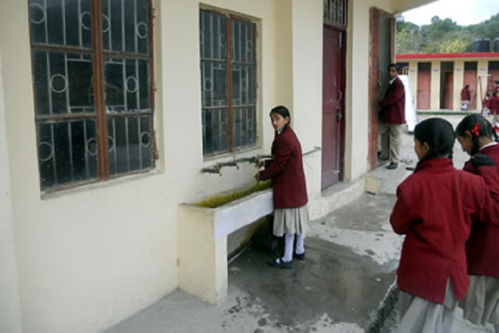 Neugal Public Senior Secondary School-Drinking Water