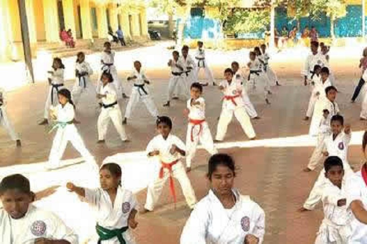 Neugal Public Senior Secondary School-Karate