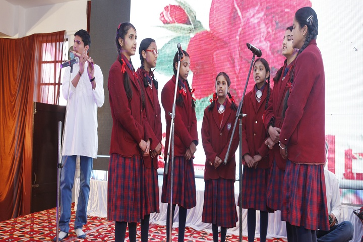 Neugal Public Senior Secondary School-Singing