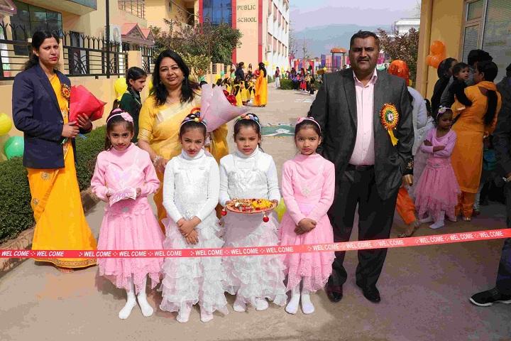 New Gyan Dham Public School-Annual-Day