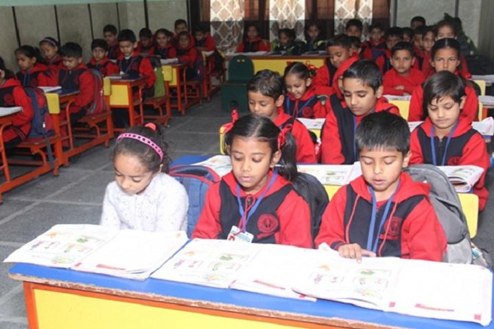 New Gyan Dham Public School-Classroom