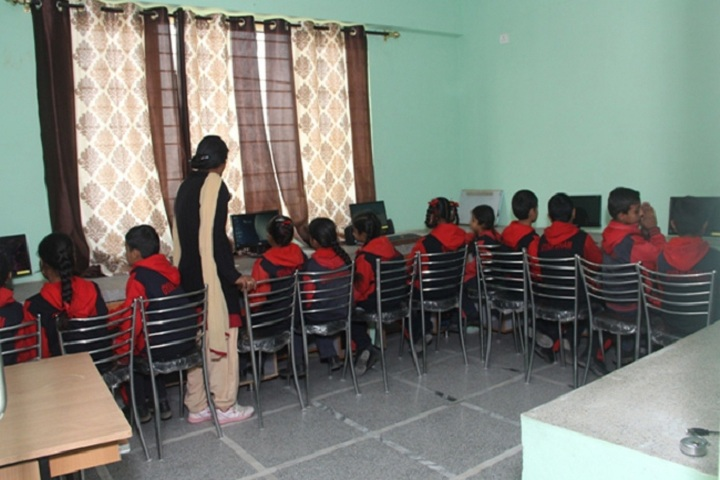 New Gyan Dham Public School-Computer-Lab