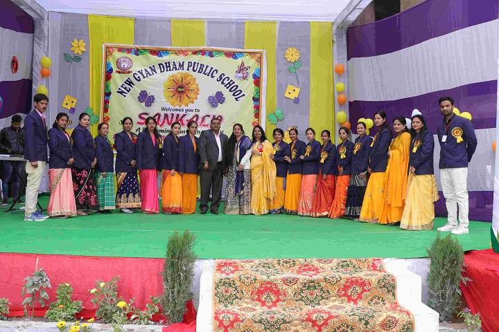New Gyan Dham Public School-Staff