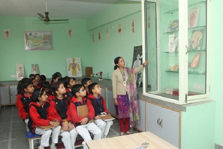 New Gyan Dham Public School-Lab