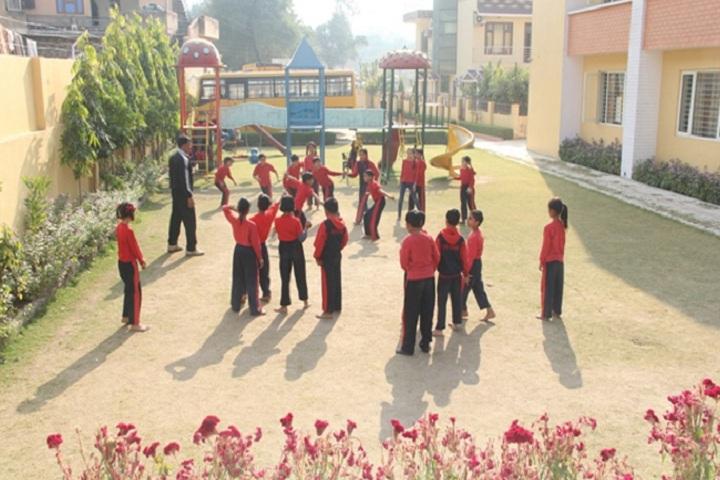 New Gyan Dham Public School-Sports