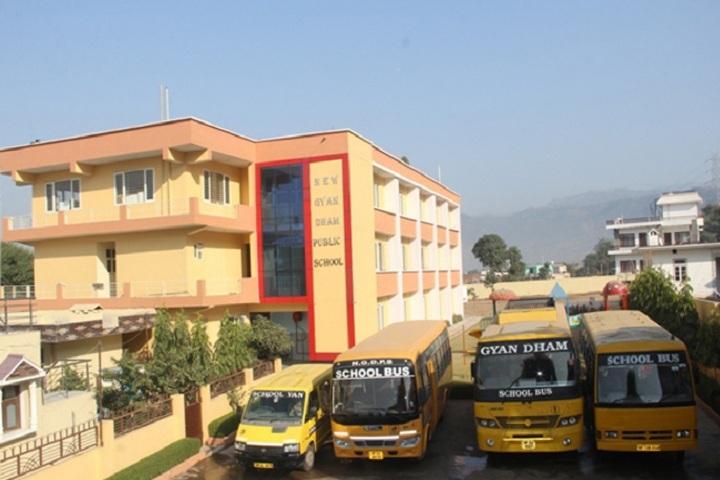 New Gyan Dham Public School-Transport