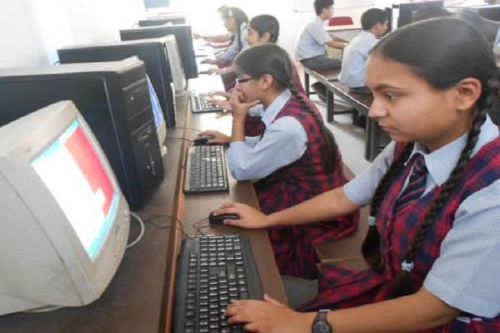 Noorpur Public School-Computer-Lab