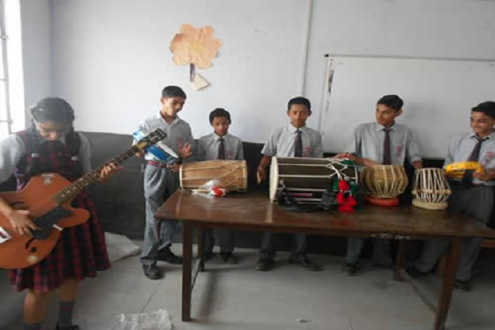 Noorpur Public School-Music-Room