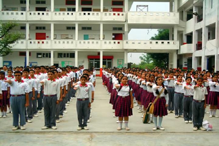 Noorpur Public School-Prayer-View