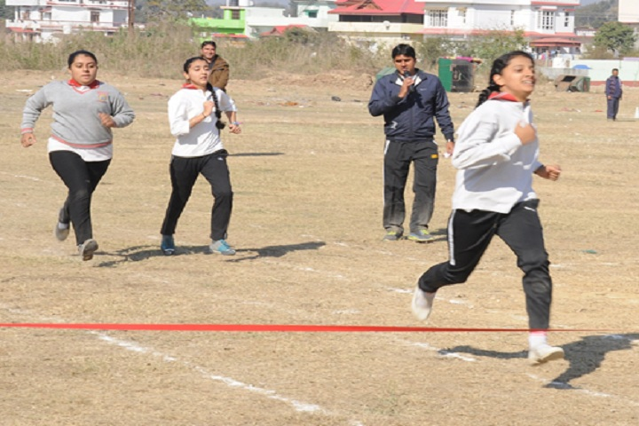 Noorpur Public School-Games