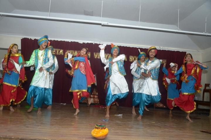 Padamshree N N Mohan Geeta Adarsh Vidyalaya-Dance 1