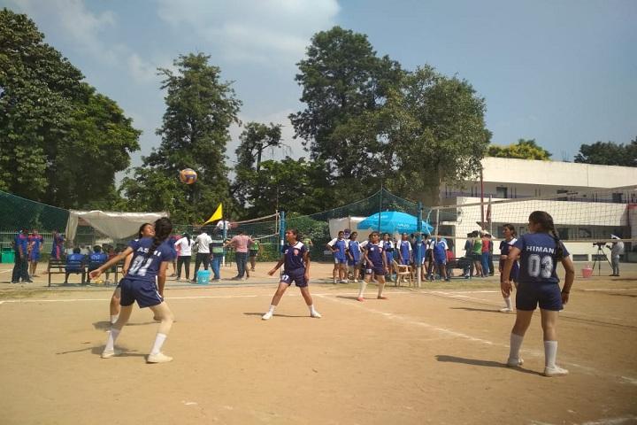 Padamshree N N Mohan Geeta Adarsh Vidyalaya-Sports