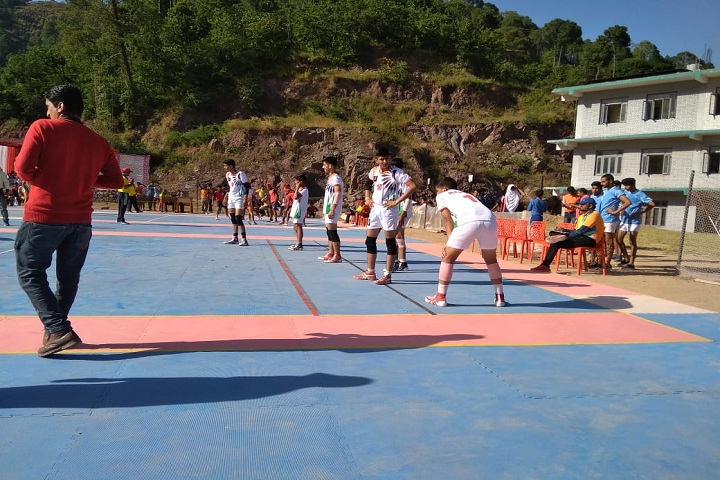 Padamshree N N Mohan Geeta Adarsh Vidyalaya-Indoor Games