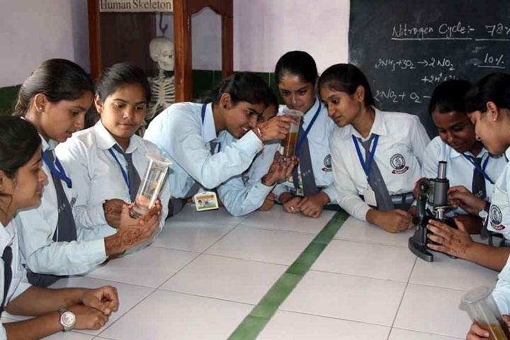Parmar International School-Biology-Lab