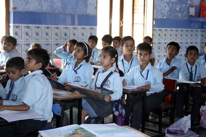 Parmar International School-Classroom