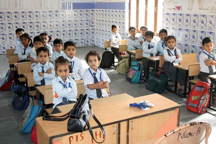 Parmar International School-Class