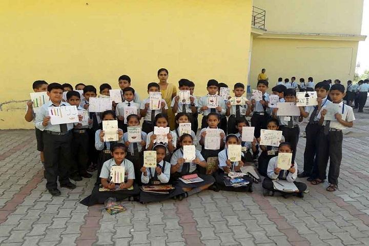 Parmar International School-Drawing