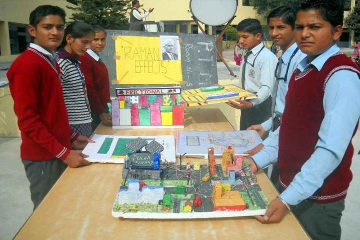 Parmar International School-Exhibition