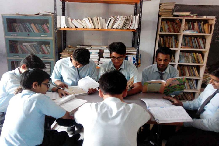 Parmar International School-Library