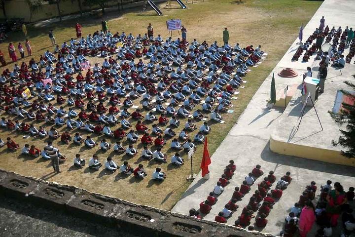 Parmar International School-Prayer-View