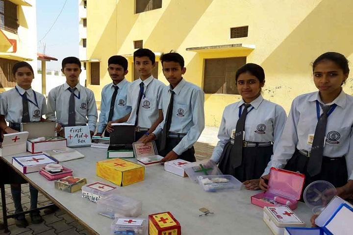 Parmar International School-Science-Project