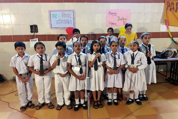 Parmar International School-Singing