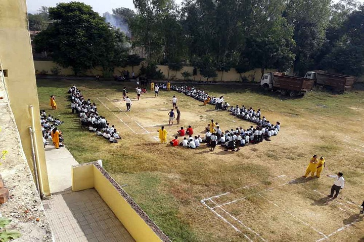 Parmar International School-Sports