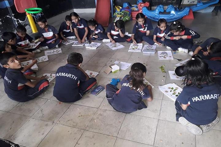 Paras Public School-Art
