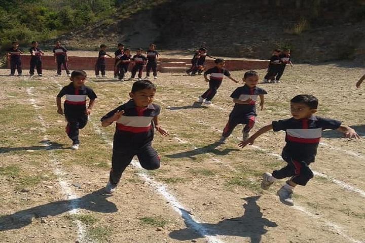 Paras Public School-Games
