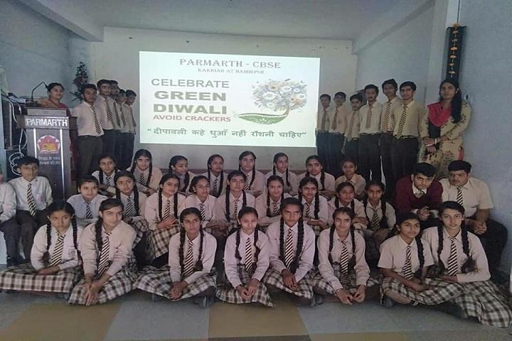 Paras Public School-Students