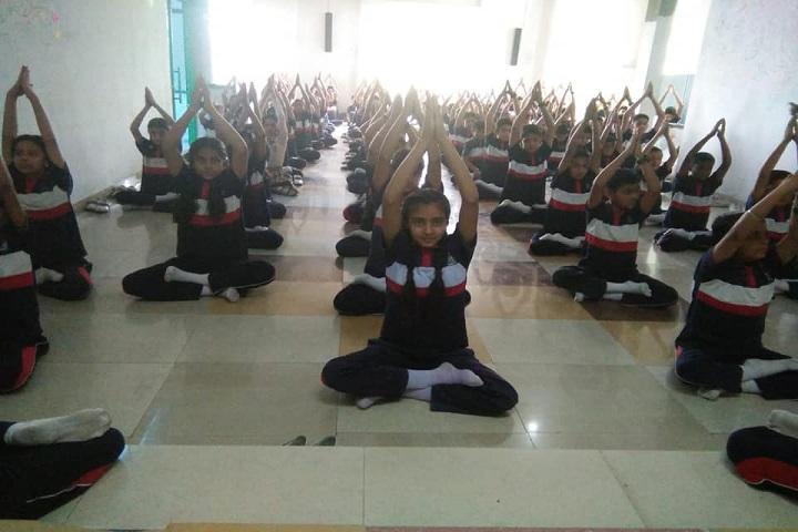 Paras Public School-Yoga