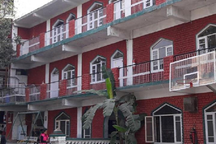 Parmarth International School-Campus