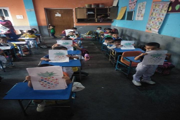 Parmarth International School-Class