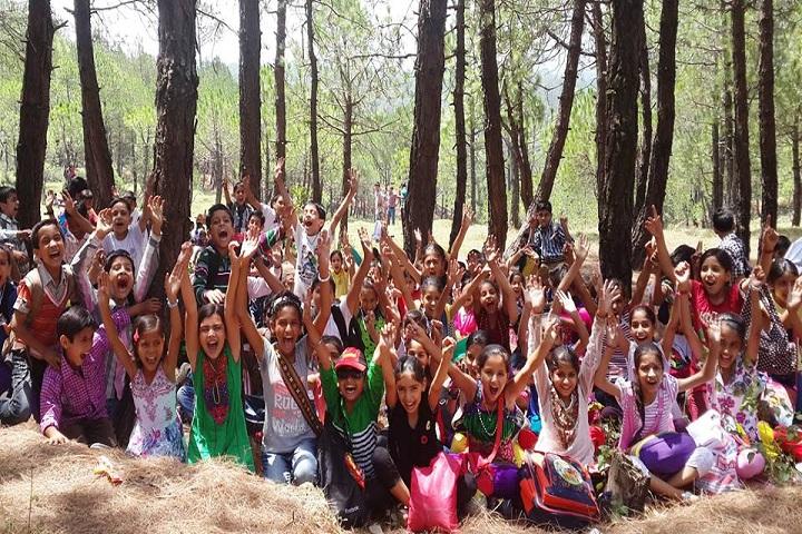 Parmarth International School-Kids