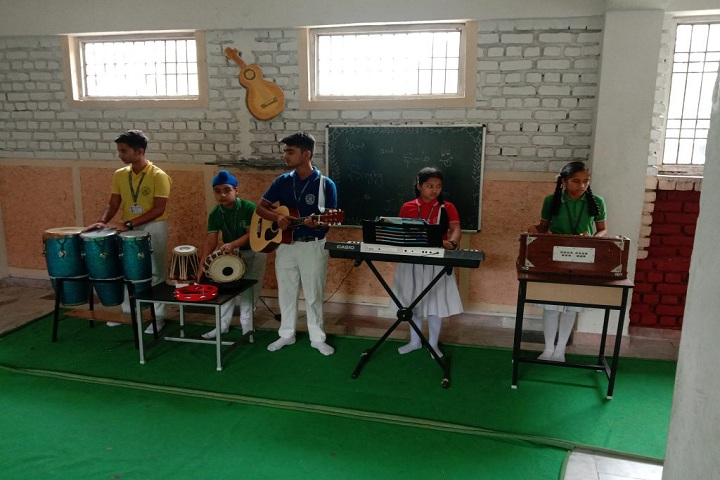 Parmarth International School-Music Competition